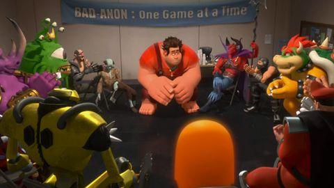 Film animowany o grach dostanie grę na swojej podstawie [Wreck-It Ralph]