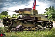 Impreza w Muzeum Wojska Polskiego dla fanów World of Tanks