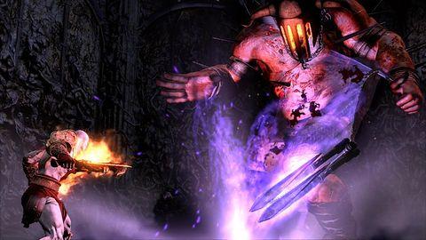 Kratos kontra Hades, czyli nowe obrazki z God of War 3