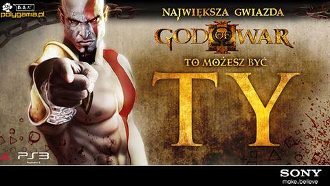 Największa gwiazda God of War 3 to...