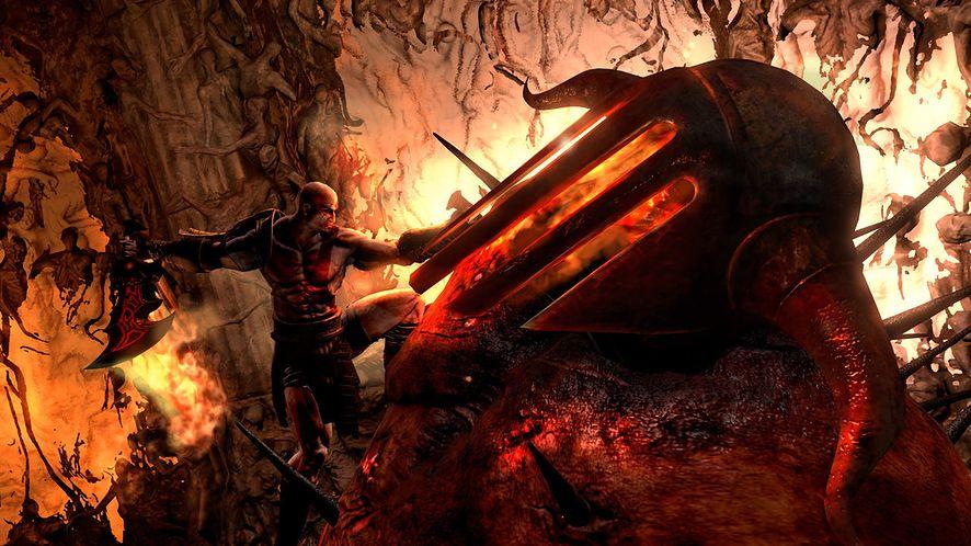 W kalejdoskopie: God of War 3