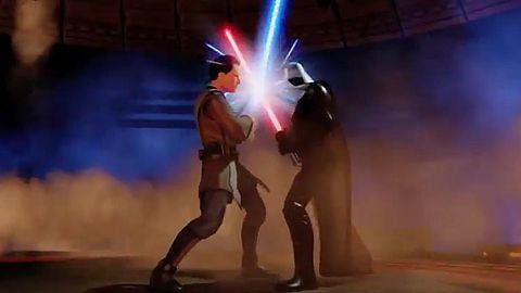 Nowy zwiastun Kinect Star Wars wzbudza mocno mieszane uczucia