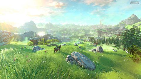 Wii U miało pokraczny i smutny żywot, ale pożegna się z graczami swoją najlepszą grą - The Legend of Zelda: Breath of the Wild