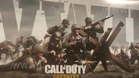 """""""Wyciek"""" z Call of Duty: WWII wygląda amatorsko, ale i tak trzymam kciuki [Aktualizacja]"""