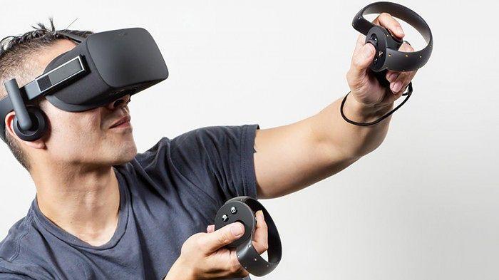 """Kontroler Oculus Touch przesunięty na """"drugą połowę roku"""""""