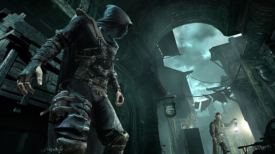 Grudniowa oferta Games with Gold to m.in. Thief i The Incredible Adventures of Van Helsing
