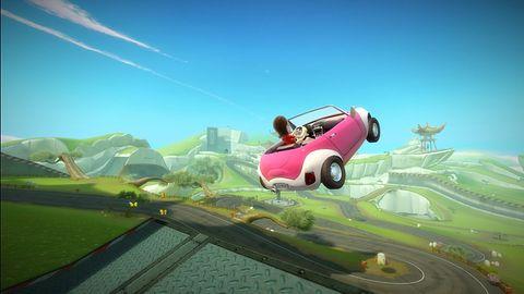 Joy Ride Turbo - bez Kinecta, ale na XBLA