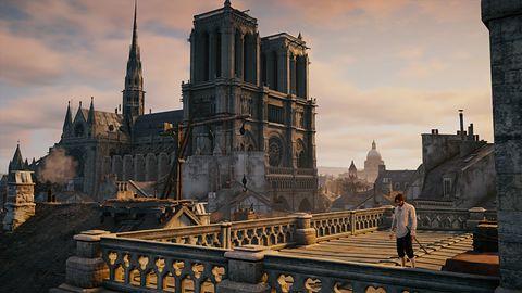 Ubisoft ceruje dziury w Assassin's Creed Unity