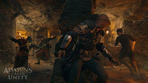 Assassin's Creed: Unity - jedna misja, dwóch graczy, jeden skarb do wykradnięcia