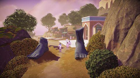 Heaven's Vault jednak trafiło na GOG