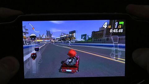 Co ja gram: PS Vita - wideo z Uncharted: Złota Otchłań, Wipeout 2048, ModNation Racers: Roadtrip i innych