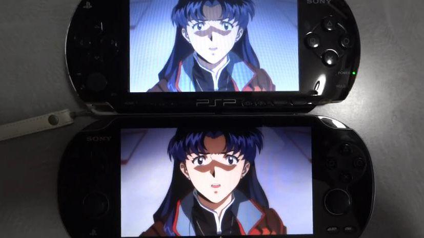 PSP kontra PS Vita - który ekran lepszy?