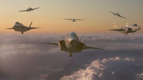 Pierwszy zwiastun HAWX 2 pokazuje samoloty
