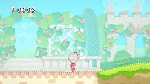 Kirby`s Epic Yarn - triumf wzornictwa nad techniką