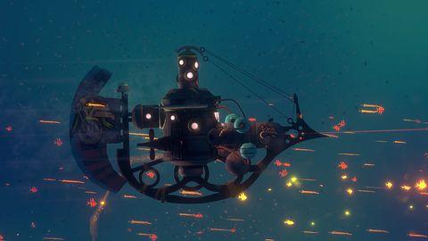 Diluvion – recenzja. 20 tysięcy mil podmorskiej nudy