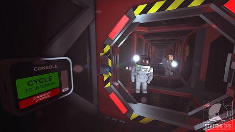 Dean Hall pokazuje Stationeers - grę o zarządzaniu stacją kosmiczną