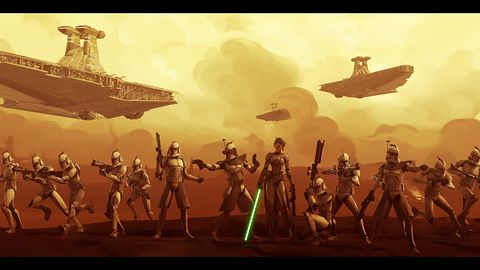 Star Wars: Redemption to kolejny projekt, który pewnie zaraz trafi do kosza