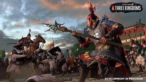 Gamescom 2018: Total War: Three Kingdoms jeszcze bardziej skupia się na bohaterach