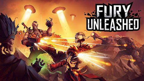 Gra wstępna: Fury Unleashed - latający naziści