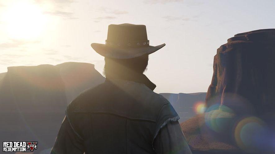 Take-Two blokuje dodanie przez modderów mapy Red Dead Redemption do GTA V