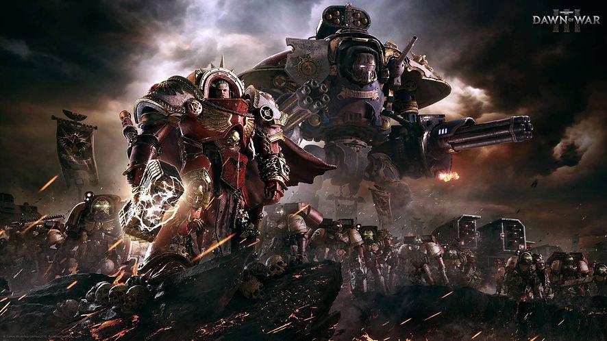Warsaw Games Week rozwiał moje wątpliwości odnośnie Dawn of War III