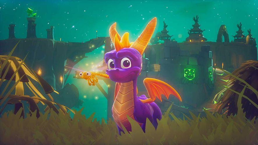 Spyro Reignited Trilogy - recenzja. Niech rozpłonie na nowo