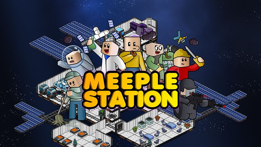 Gra wstępna: Meeple Station