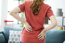 Ból kręgosłupa po porodzie