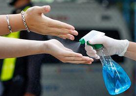 Zbyt rygorystyczna higiena dłoni powoduje stan zapalny skóry. Nowe badania