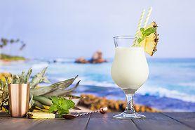 Pina Colada - kalorie i wartości odżywcze, przepisy