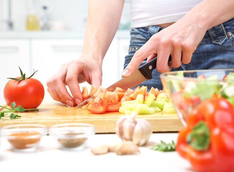 Moda na zdrową żywność