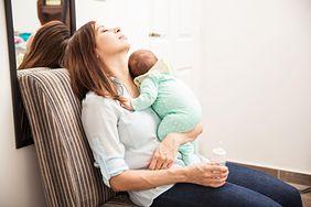 Sposoby na regenerację dla zmęczonej mamy