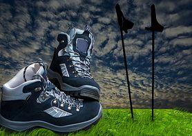 Poznaj korzyści płynące z nordic walking