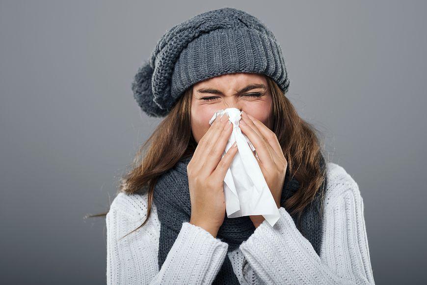 Jesień alergików