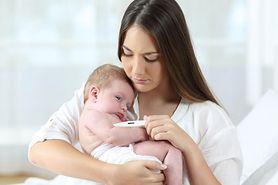 Grypa żołądkowa u niemowląt