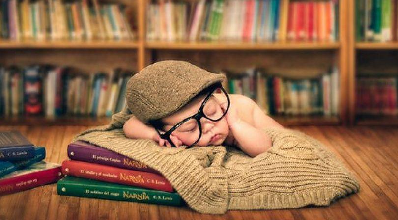 Czytanie wspiera rozwój dzieci