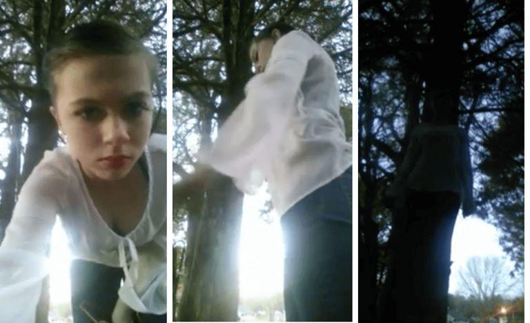 12-latka popełniła samobójstwo. Transmitowała je na żywo w internecie