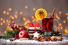 Jak smakują święta? Czyli 5 zdrowych produktów, które przypominają nam świąteczny czas