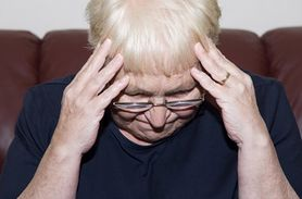 Bóle głowy w nadciśnieniu, niedociśnieniu i miażdżycy