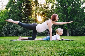 Joga w czasie ciąży