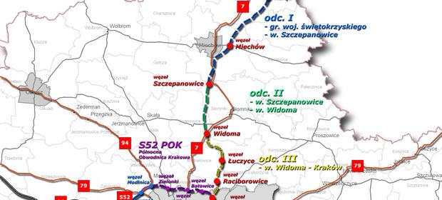 Trasa zostanie objęta 10-letnią gwarancją jakości. Inwestycja pochłonie 1,07 miliarda złotych.