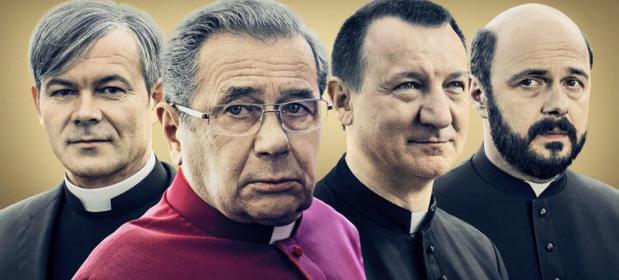 Kler miał premierę podczas Festiwalu Filmowego w Gdyni. W kinach pojawi się w tym tygodniu