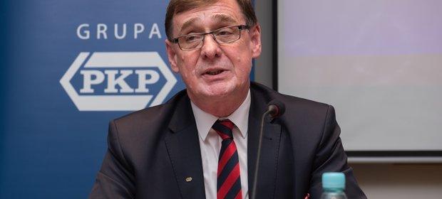 Prezes PKP zarządza też PKP Cargo
