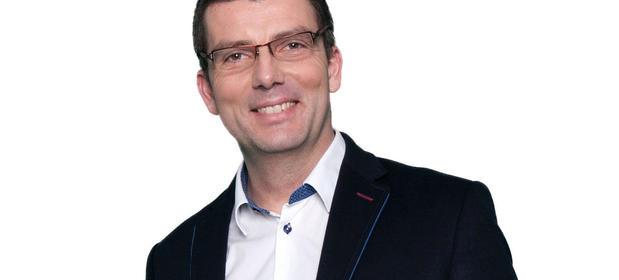 Dominik Radziszowski, wiceprezes firmy informatycznej XTRF