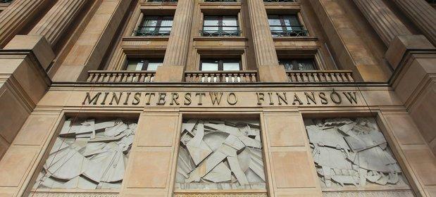 Webinarium organizuje Ministerstwo Finansów