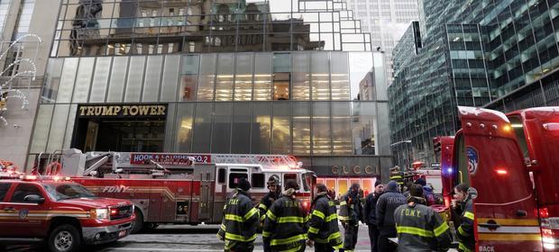 1,6 mld zł - tyle jest wartych co najmniej 10 z wieżowców Trupa zlokalizowanych w Nowym Jorku
