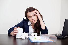Stres to najczęstsza choroba zawodowa