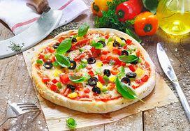 Czy mrożona pizza może być zdrowa?