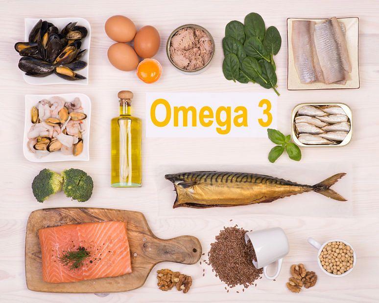 Kwasy omega-3 mają zbawienny wpływ na pracę mózgu