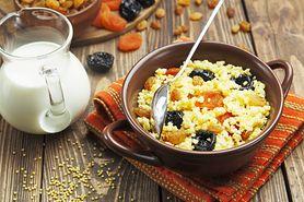 Kasza jaglana w diecie - wartości odżywcze, właściwości lecznicze, dania z kaszy jaglanej
